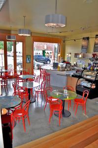 Firehall Cafe, Lynden, WA