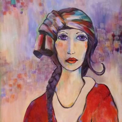 Dee Doyle- Violet