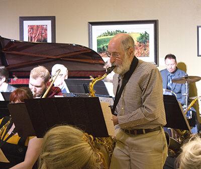 Eric Hirst Jazz Sax