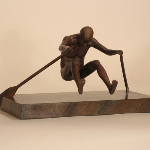 Rower by Robert E. Gigliotti