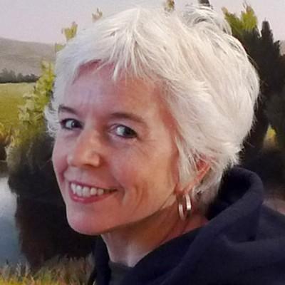 Artist Susan Bennerstrom