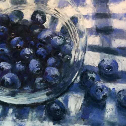 SusanGorrie-BestBlues-8x8 pastel