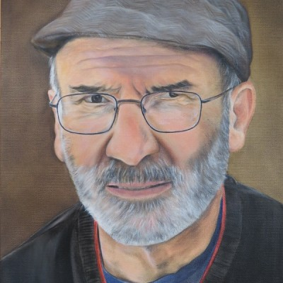 Dave - Robin Witte - 12x16 oil