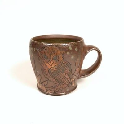 Jordan Jones - Sawwhet Owl Mug