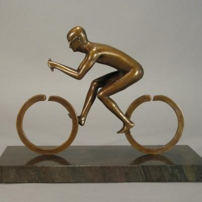 Robert E. Gigliotti-Cyclist