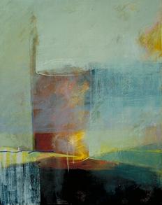 acrylic on canvas, 24 x 30