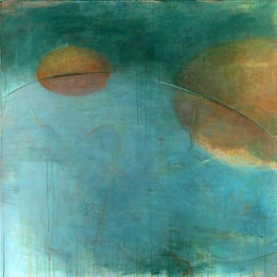 acrylic on canvas, 48 x 48