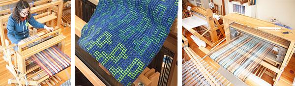 Textile-weaving