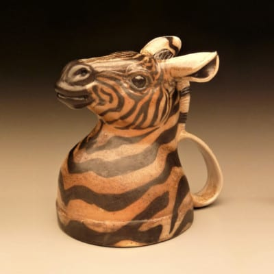 Doris Alcorn, Flipped Zebra - Most Inventive Concept