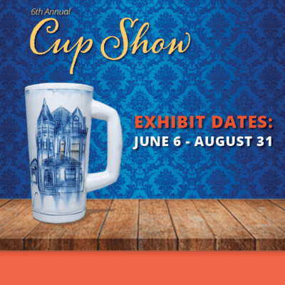 instagram cup show exhibit dates