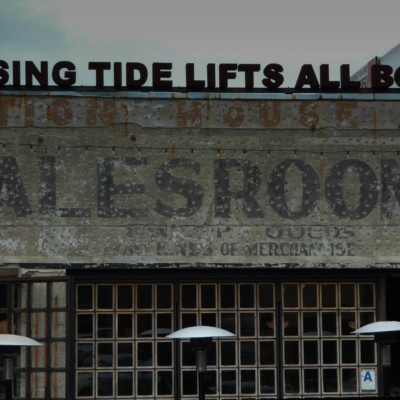 A RISING TIDE LIFTS ALL BOATS - Dave Twining