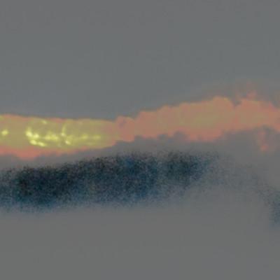 Winter Sunset, Golden Gardens Beach