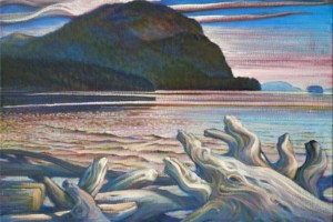 1. Lummi Mountain From Legoe Bay_Harding