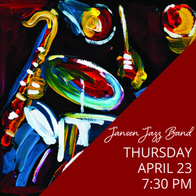 Jansen Jazz April Web Square