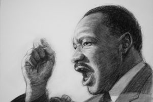 Chris Beaven Dr Martin Luther King Jr
