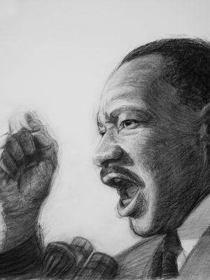 Chris Beaven Dr Martin Luther King Jr