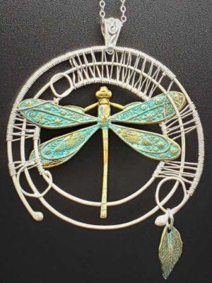 Darlene Klister Dragonfly-Catcher