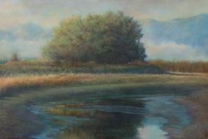 Lynn Zimmerman Dawn on the River