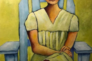 D. Washington Lady-in-the-blue-chair