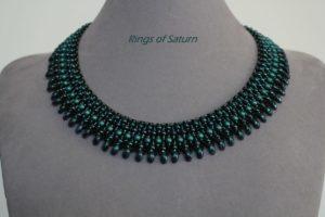 Liz Cunningham Rings of Saturn
