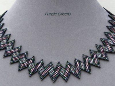 Purple Greens