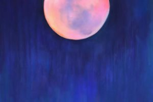 Carol Woolford Blood Moon