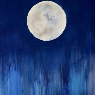 Carol Woolford Blue Moon