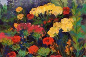 Carol Woolford Spring Garden