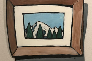 Frazee, Frank-Untitled #7 ( but it's really supposed to be Mount Baker )_160
