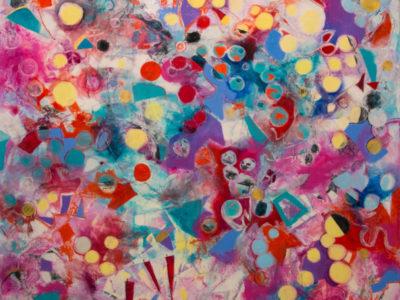 Lori VanEtta Bubbling-with-Pleasure-36-x-36