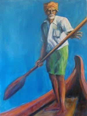 Lyz Staman The-Penang-Boatman