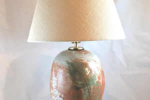 Stone, Linda-Fernware Lamp 200