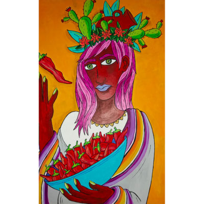 Antonio Gonzalez, Pepper Sister 800x800