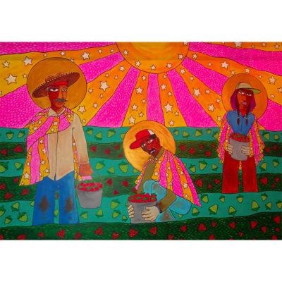 Antonio Gonzalez, Poor Man_s Blanket 800x800