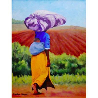 Caroline Schauer, A Mother_s Love 800x800