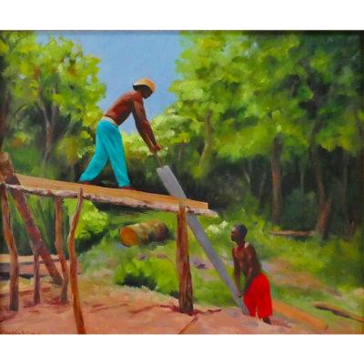 Caroline Schauer, Malawi Sawmill 800x800