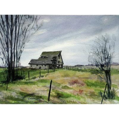 Charlene Hall, Stormy Day 800x800