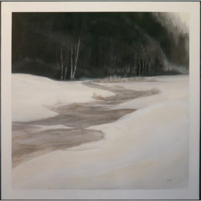 Patti Sele-Brockman, Spring Thaw 800x800