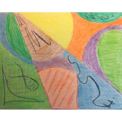 Stephen Hunter, Color Study 5 800x800