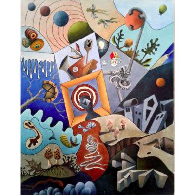 Tom Siebold, Bewilderment 800x800