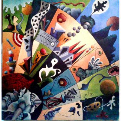 Tom Siebold, Coalesence 800x800