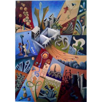 Tom Siebold, Fragmentation 800x800