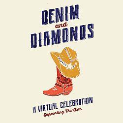Denim & Diamonds Square