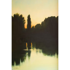 Lisa McShane_Trees on the River