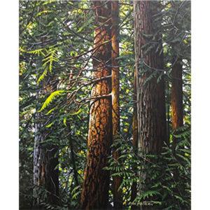 Ron Pattern CASCADE FOREST