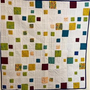 Drum_Improv squares on white-sq