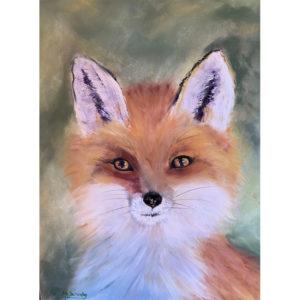 Josephy Friendly Fox