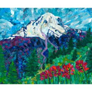 Smith Mt Rainier