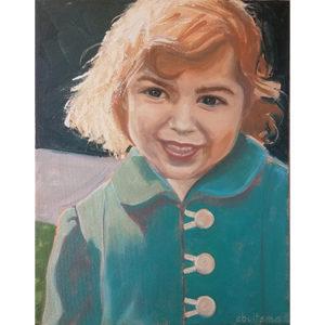 Bultsma, Self Portrait Little-Miss-Sunshine
