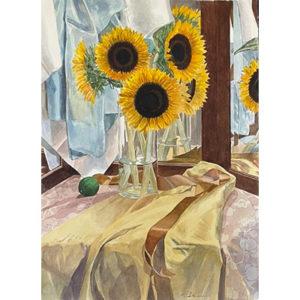 Cromer, Sunflowers